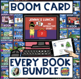 EVERY BOOM Book (Boom Card Activities) Distance Learning