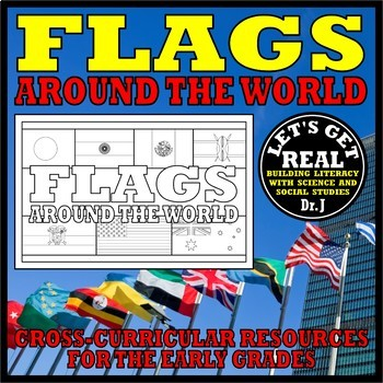 EVERY COUNTRY HAS A FLAG Rhyming Reader