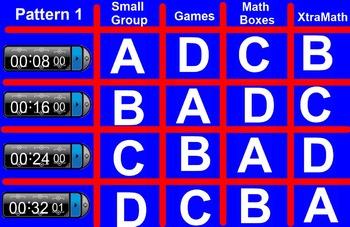 EVERYDAY MATH 4 - EM4 - Grade 3 - Units 01-05 - SMART Board - Open and Teach!