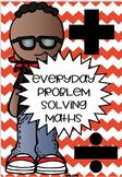 EVERYDAY PROBLEM SOLVING WORKBOOK