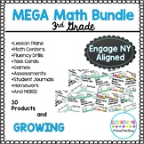3rd Grade Math GROWING BUNDLE