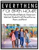 Open House Bundle (Includes Parent Handbook Flip Book)