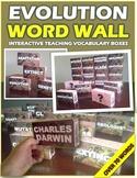 EVOLUTION: WORD WALL