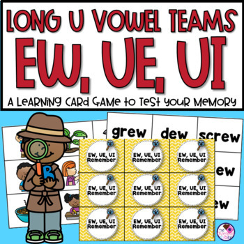EW, UE, UI Memory Game