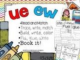 EW and UE - 5 Interactive Activities