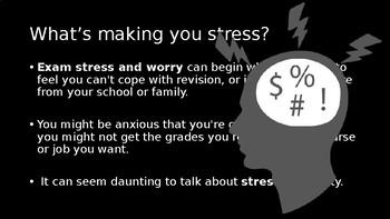 EXAM STRESS ASSEMBLY