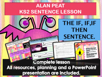 EXCITING SENTENCES - IF IF IF THEN (CONDITIONAL) SENTENCES  COMPLETE LESSON
