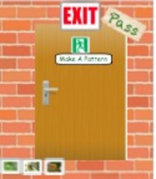 EXIT PASS: Butterfly pattern building