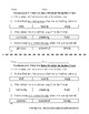 EXIT TICKETS - Vocab and Spelling 2nd Grade Journeys Unit 5 ©2014