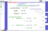 EXP 03 Scientific Notation