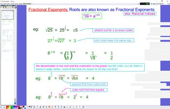 EXP 04 Rational Indices