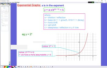 EXP 09 Exponential Graphs