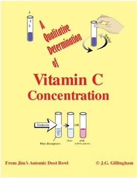EXPERIMENT: A Qualitive Analysis of Vitamin C Concentration