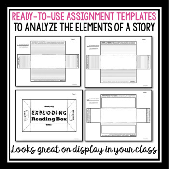 INTERACTIVE SHORT STORY OR NOVEL ASSIGNMENT: EXPLODING READING BOX