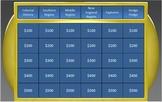 EXPLORATION & COLONIZATION:  Jeopardy Game