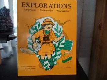 EXPLORATIONS    ISBN 931724 33 3