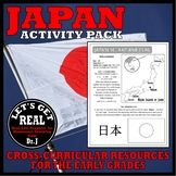 EXPLORE JAPAN ACTIVITY PACK