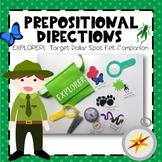 EXPLORER Prepositional Directions (Target Dollar Spot Companion)