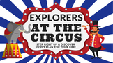 EXPLORERS: At the Circus - 4-Week Bible Lesson Series