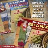 EXPLORERS BUNDLE: Save 15%—World Explorers and Explorers of North America