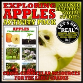 EXPLORING APPLES Activity Pack