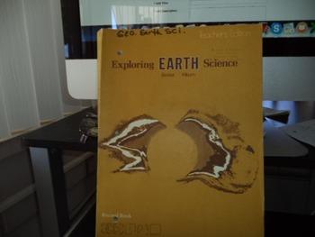 EXPLORING EARTH SCIENCE    TEACHERS EDITION
