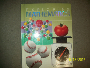 EXPLORING MATHEMATICS         (SET OF 3) GRADE 5