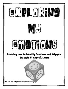 EXPLORING MY EMOTIONS-WORKBOOK