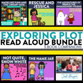 EXPLORING PLOT BUNDLE reading lessons and activities