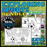 EXPLORING SPORTS AROUND THE WORLD BUNDLE
