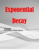 EXPONENTIAL DECAY WITH EXAMPLES