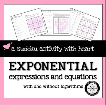 EXPONENTIAL EXPRESSIONS and EQUATIONS
