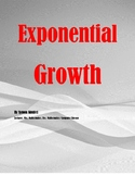 EXPONENTIAL GROWTH WITH EXAMPLES