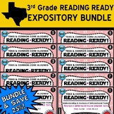 EXPOSITORY BUNDLE ~ READING READY 3rd Grade Task Cards: 10