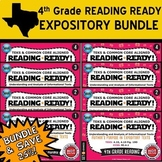 EXPOSITORY BUNDLE ~ READING READY 4th Grade Task Cards – 8 Basic & Advanced Sets