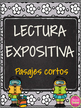 EXPOSITORY PASSAGES IN SPANISH