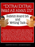 """EXTRA! EXTRA!"" End of Year/Back to School Bulletin Board Project"