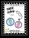 EXTRA GUM TAG (TESTING REWARD)