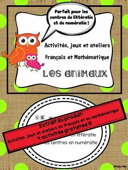 EXTRAIT-Activités, jeux, ateliers pour les centres de littératie et de numératie