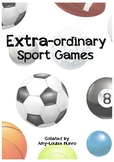 EXTRAordinary Sport and Physical Education Games