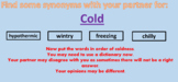 EXTREME SYNONYMS: A Powerpoint and worksheets to make syno