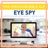 EYE SPY Articulation and Language