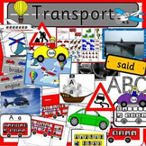 EYFS Literacy Planning Transport Journeys