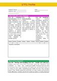 EYFS Profile Assessment and Teacher's Guide