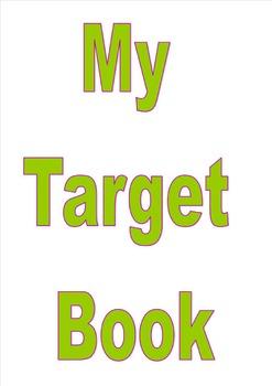 EYFS Target Book