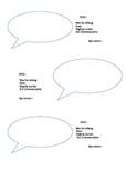 EYFS conversation observation
