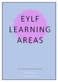 EYLF- Areas of development overview