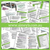 EYLF Copy / Paste / Print Documentation/Programming & Comm