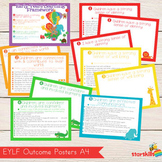 EYLF - Early Years Learning Framework Posters