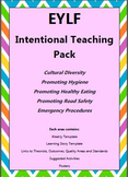 EYLF Intentional Teaching Pack